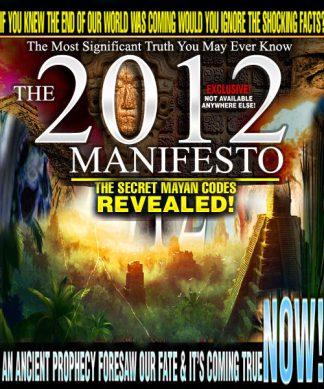 2012 Mayan Manifesto