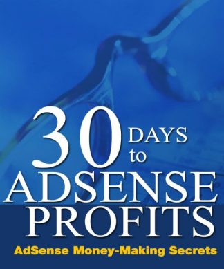 30 Days To Adsense Profits