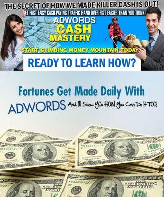 Adwords Cash Mastery
