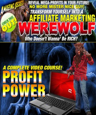 Affiliate Marketing Werewolf