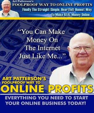 Art Pattersons Foolproof Way To Profits