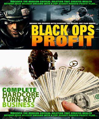 Black Ops Profit