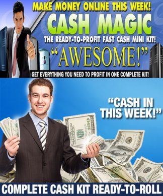 Cash Magic Kit