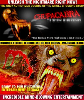 Chupacabra The Shocking Truth Revealed