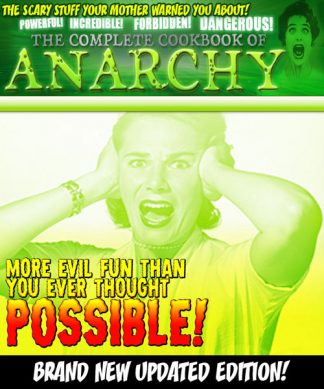 Complete Book Of Anarchy