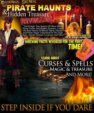 Mysterious Secrets Of Pirate Haunts