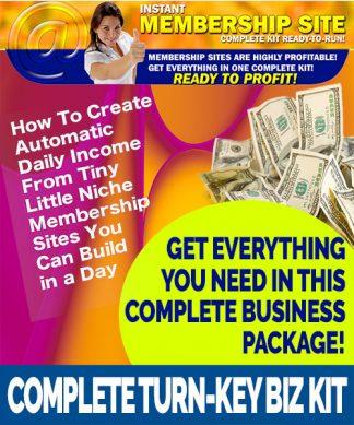 Your Membership Site Kit