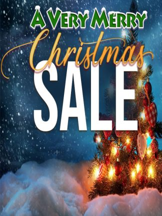 Very Merry Christmas Sale